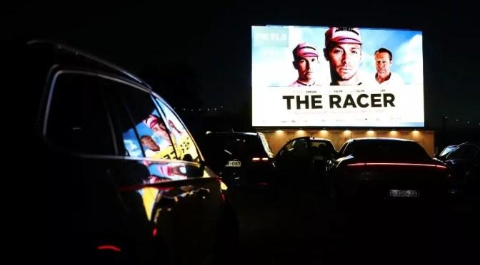 The Racer gaat in stijl in wereldpremière op De Muur van Geraardsbergen