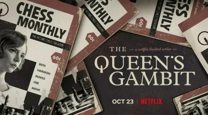 The Queen's Gambit recensie op Netflix België