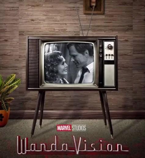 WandaVision wordt officieel op 15 januari 2021 verwacht op Disney Plus België