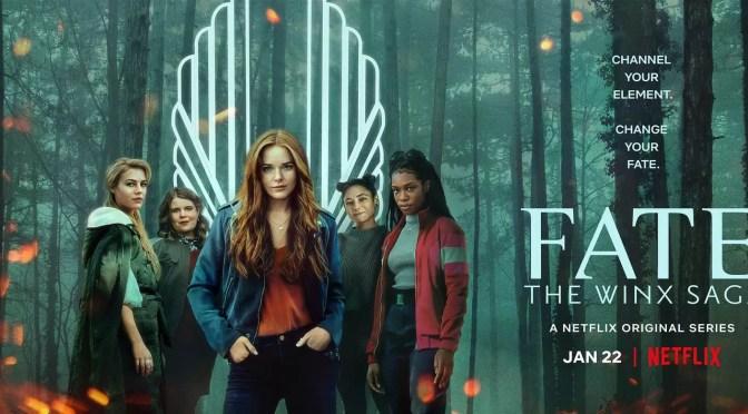 Fate Winx Saga recensie op Netflix België