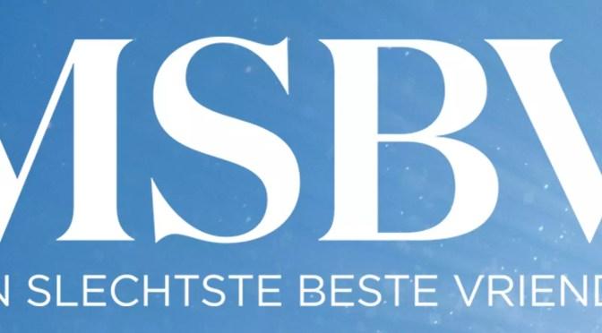 Mijn Slechtste Beste Vriendin logo voor Streamz