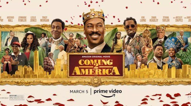 Coming 2 America recensie op Amazon Prime Video