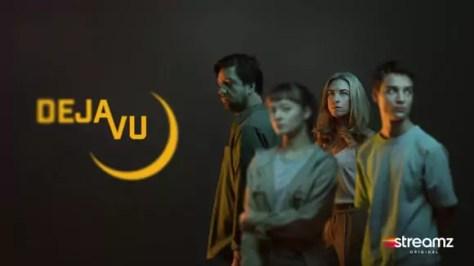 Deja-Vu TV banner voor Streamz België