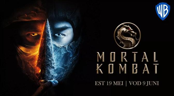 Mortal Kombat is vanaf 19 mei 2021 beschikbaar VOD