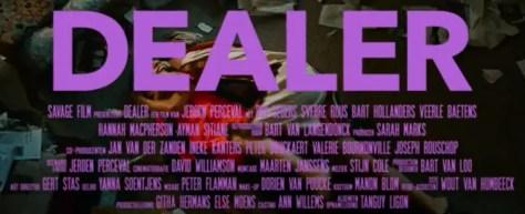 Dealer komt vanaf 10 november 2021 naar Belgische bioscopen