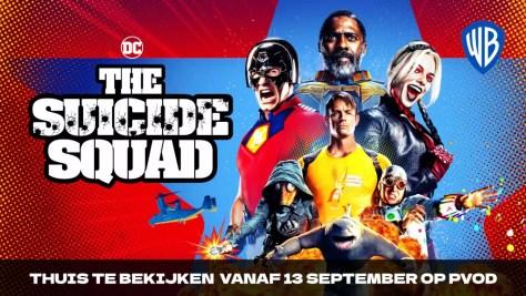 The Suicide Squad van James Gunn is vanaf 13 september 2021 beschikbaar op VOD in België