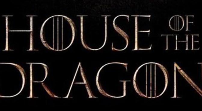 House of the Dragon 2022 logo