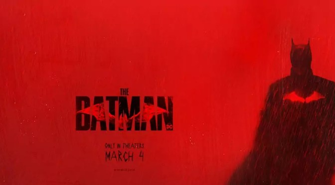 Robert Pattinson in The Batman trailer #2