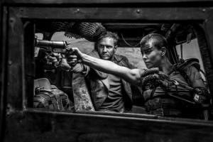 "Mad Max:  Fury Road (2015) <center><img class=""alignnone size-full wp-image-304"" src=""https://www.moviereviews.us/wp-content/uploads/2018/09/IMG_2353-2-1.jpg"" alt="""" width=""107"" height=""24"" /></center>"