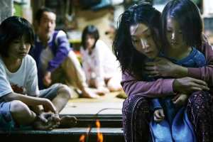 """Shoplifters (2018) <center><img class=""""alignnone size-full wp-image-922"""" src=""""https://www.moviereviews.us/wp-content/uploads/2018/12/4-half-stars.jpg"""" alt="""""""" width=""""122"""" height=""""23"""" /></center>"""