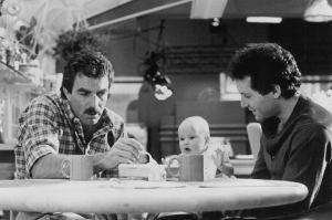 Cinemavino -- Episode 68:  Three Men and a Baby Björn