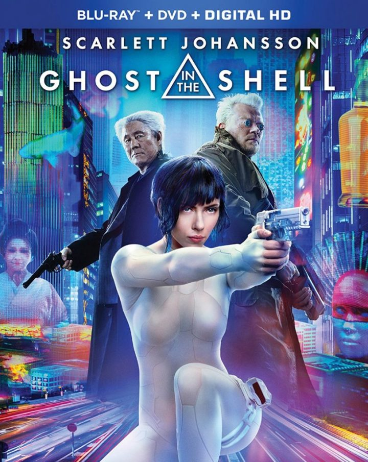 91oXhSjhg3L. SL1500  815x1024 Ghost In The Shell (2017)