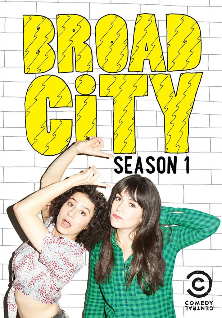 season 1 715x1024 Broad City