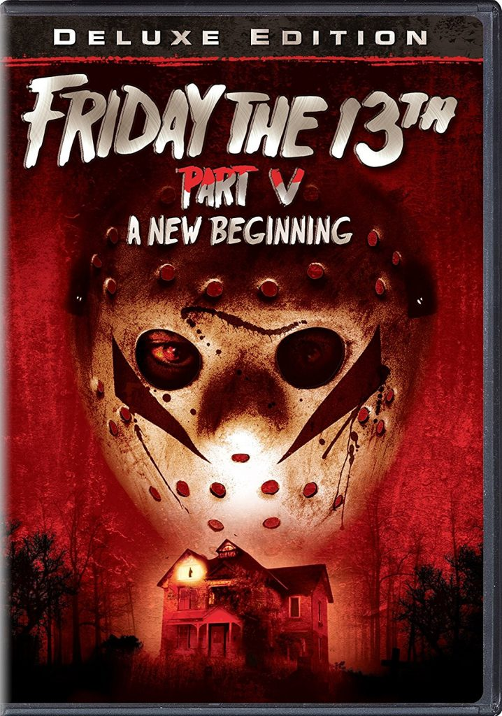 91KOHGTx11L. SL1500  718x1024 Friday the 13th Part V: A New Beginning