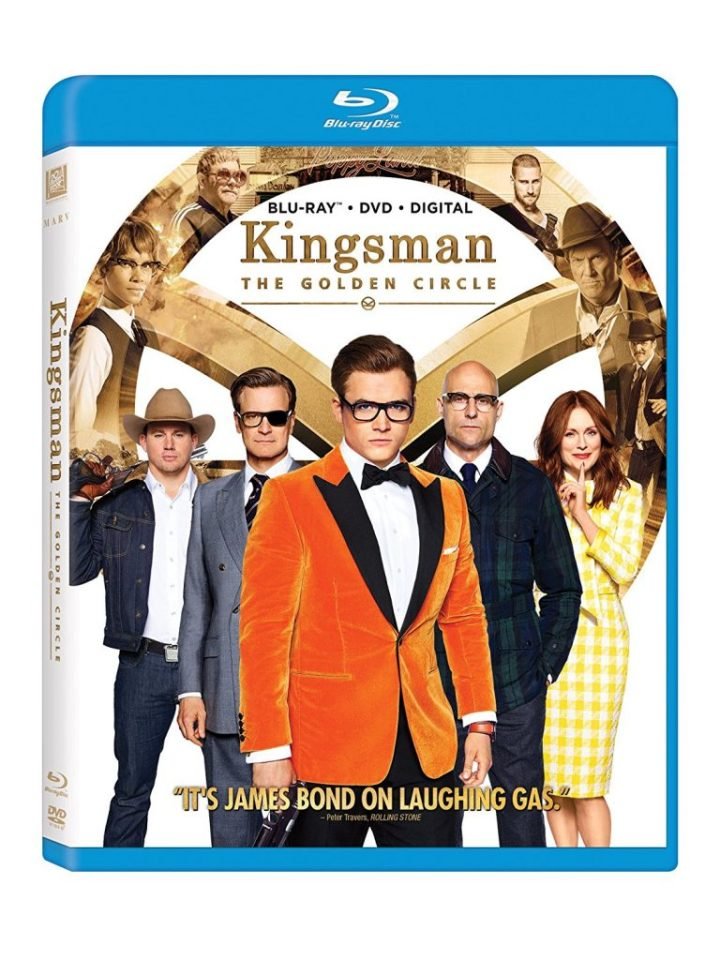 91gJJ7FflIL. SL1500  768x1024 Kingsman 2: The Golden Circle