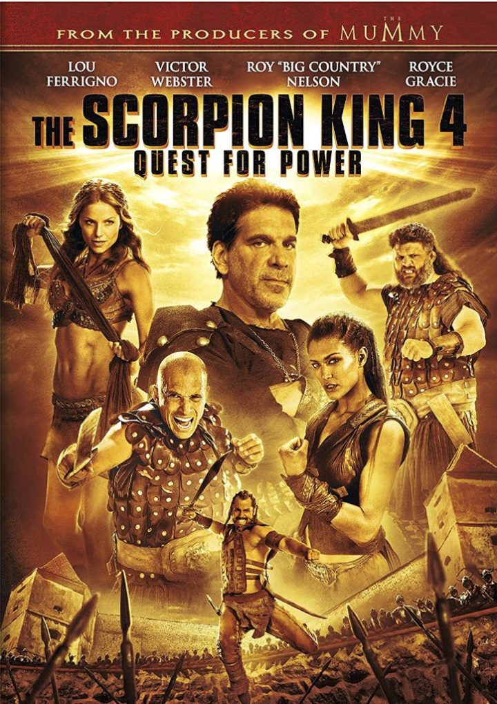 A1V gZ3ccJL. SL1500  723x1024 The Scorpion King 4: Quest for Power