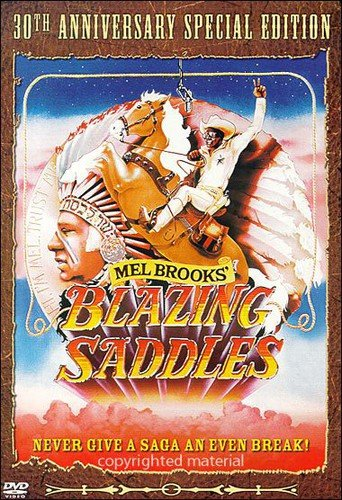 619HUZV3ZZL Blazing Saddles