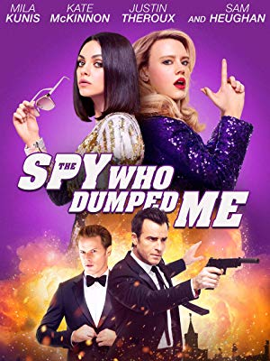 91kQYCIBi L. RI SX300  The Spy Who Dumped Me