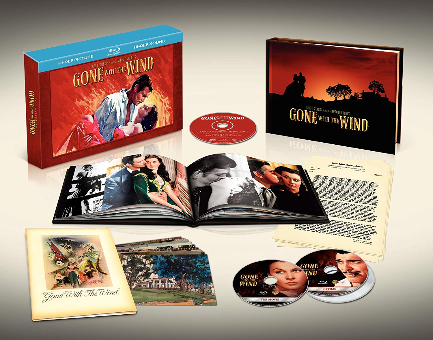 91xQITtBfHL. SL1500  Gone with the Wind 70th Anniversary Ultimate Collector's Edition