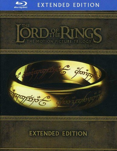 51803W0MkvL The Lord of the Rings: The Motion Picture Trilogy Extended Editions