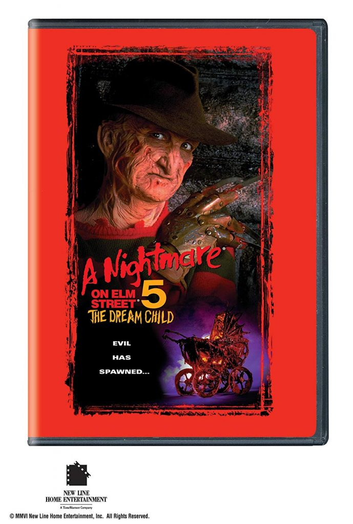 81EcbUM0GAL. SL1500  689x1024 A Nightmare on Elm Street 5 – The Dream Child