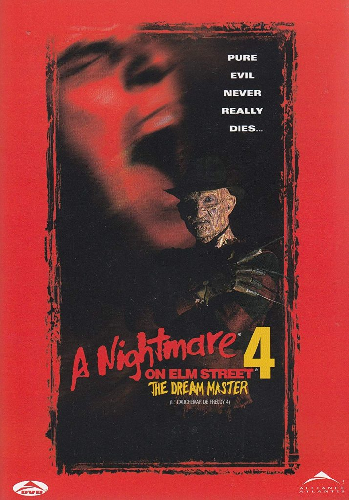 91sdtvBX7jL. SL1500  714x1024 Nightmare on Elm Street 4: The Dream Master (1988)