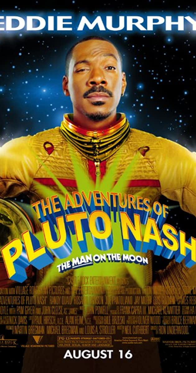 The Adventures of Pluto Nash Review