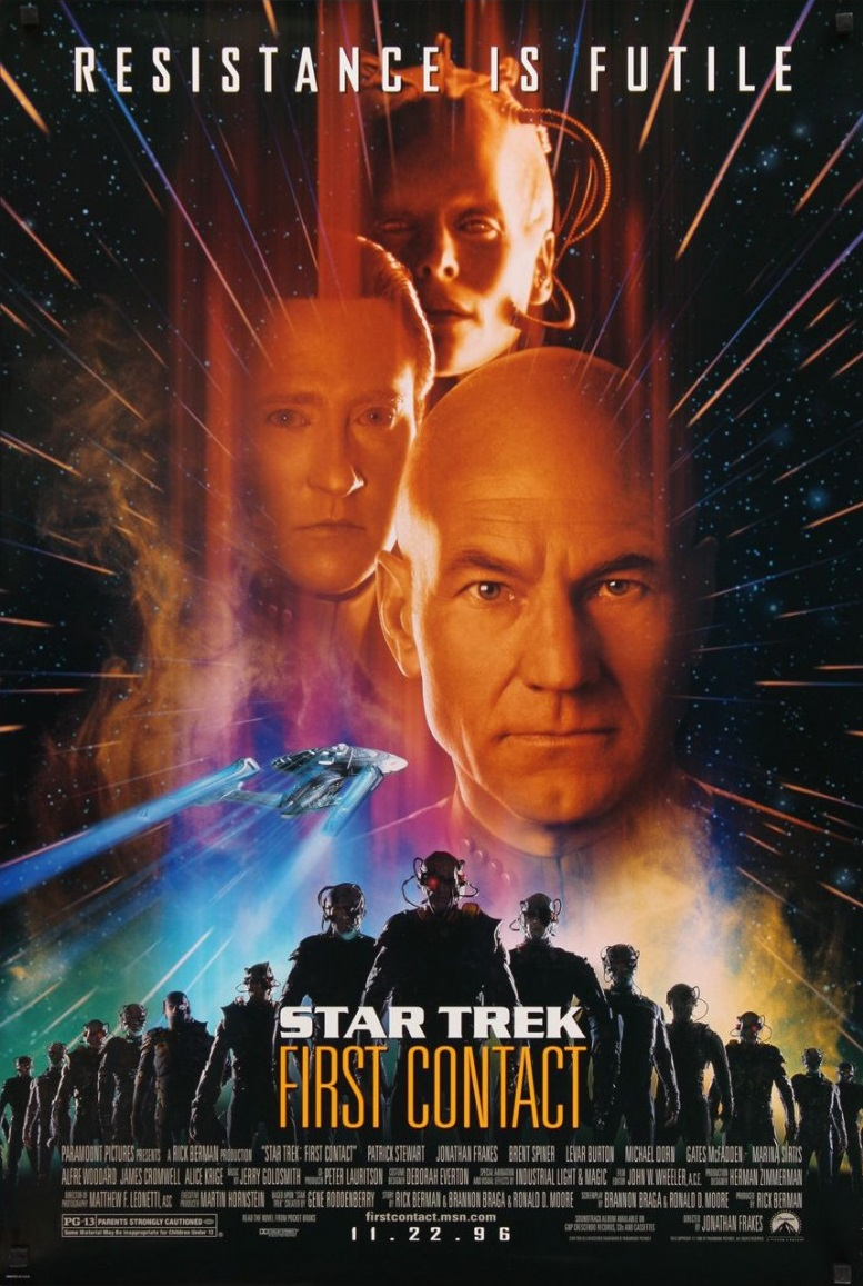 Star Trek First Contact Review