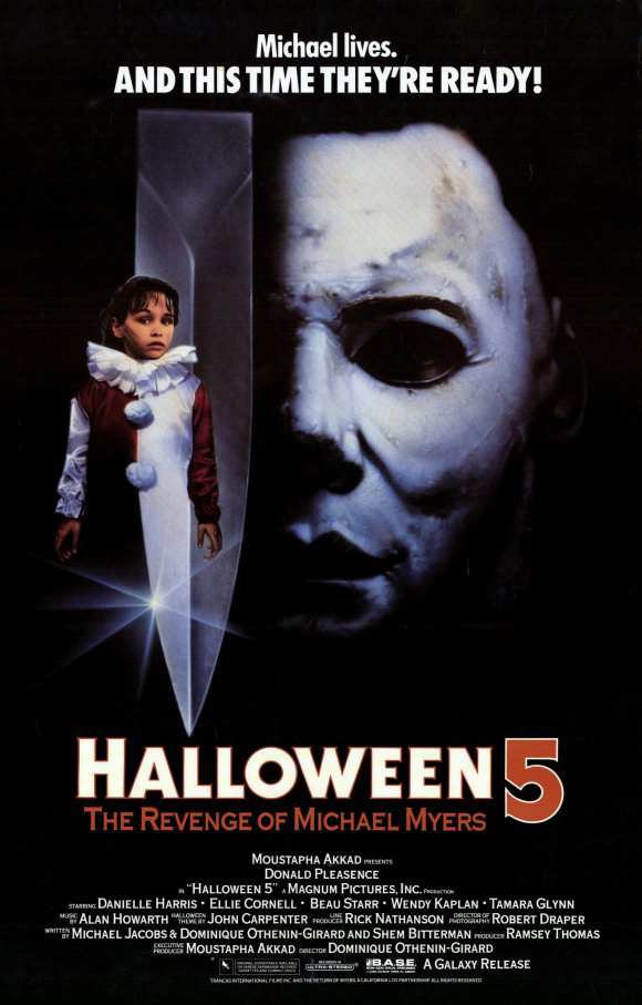 Halloween 5 The Revenge of Michael Myers Review