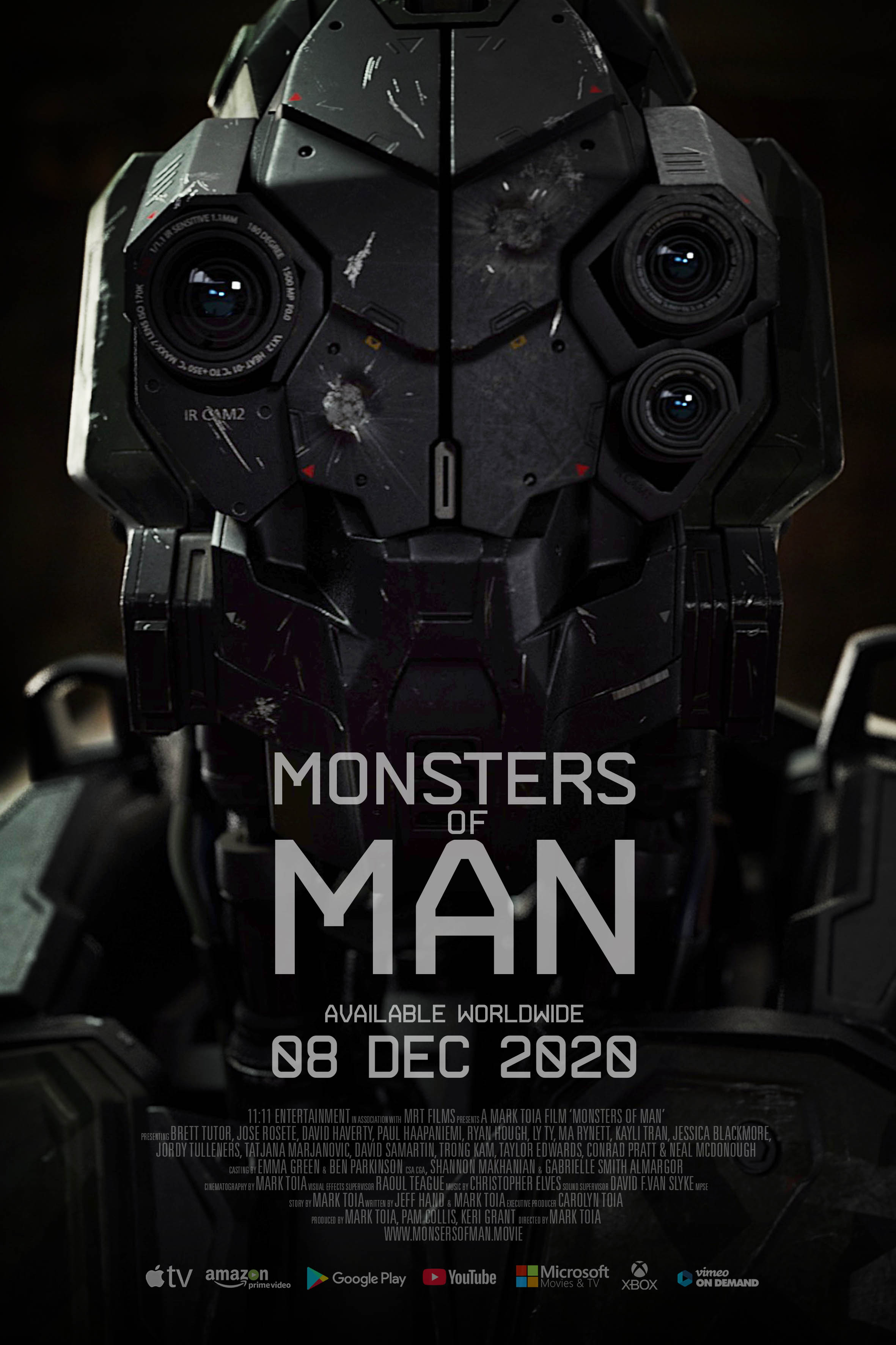 Monsters of Man Review