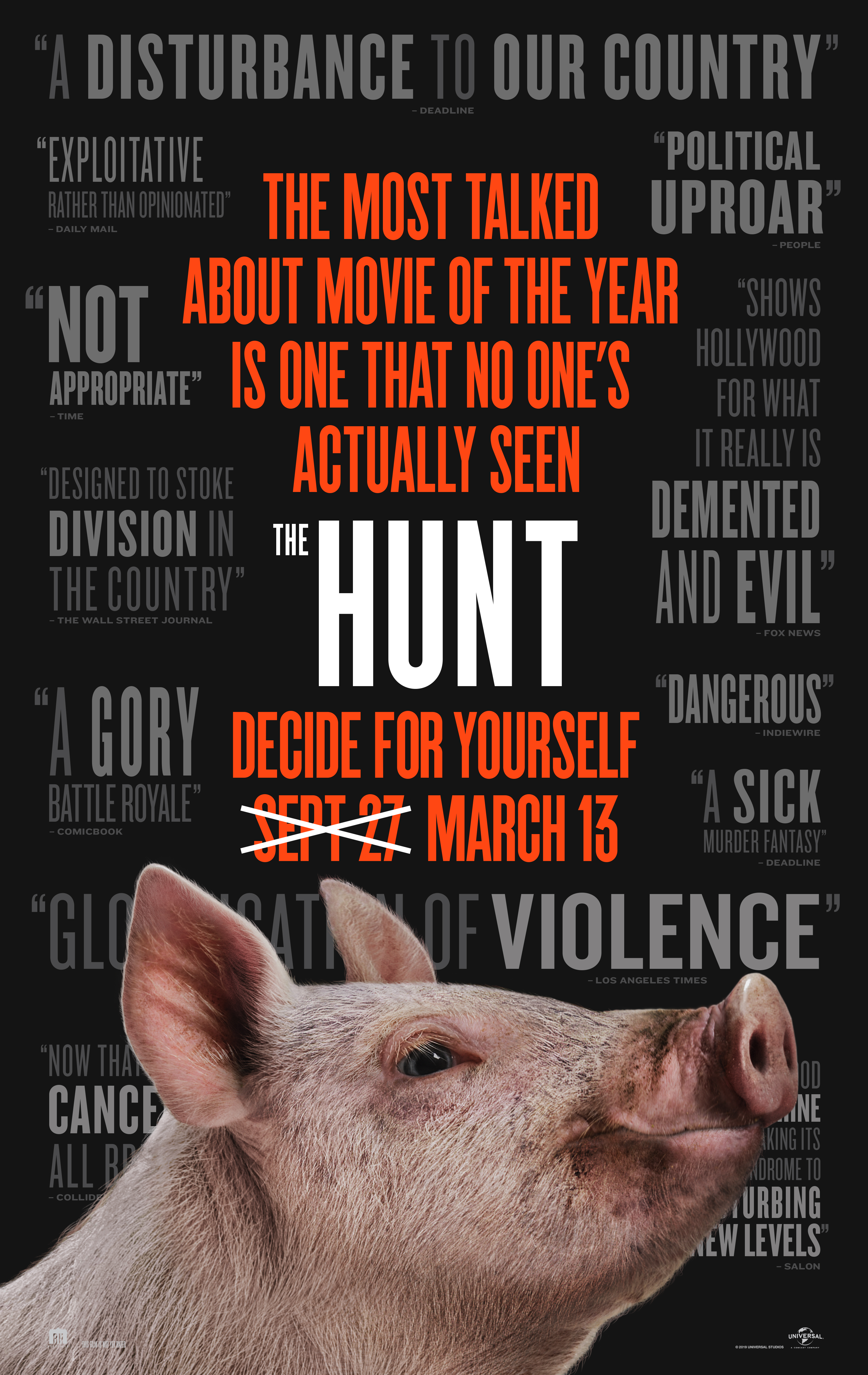 The Hunt Review