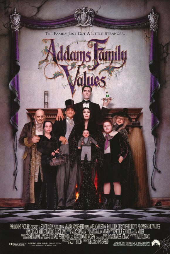 Addams Family Values Review