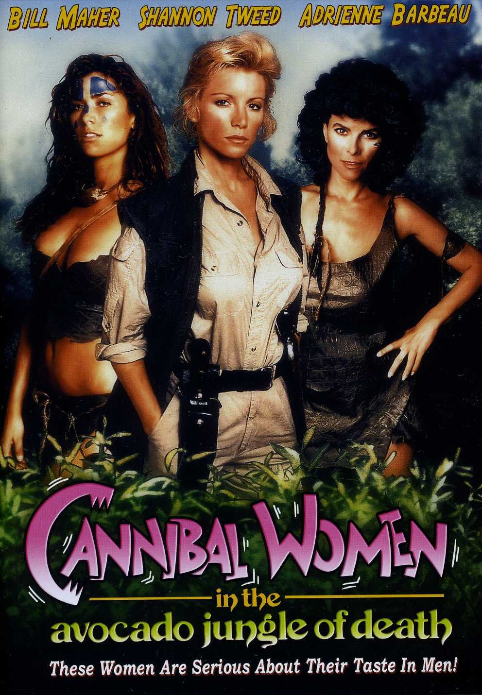 Elvira : Cannibal Women in the Avocado Jungle of Death Review