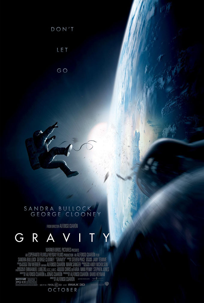Gravity 2013 Review