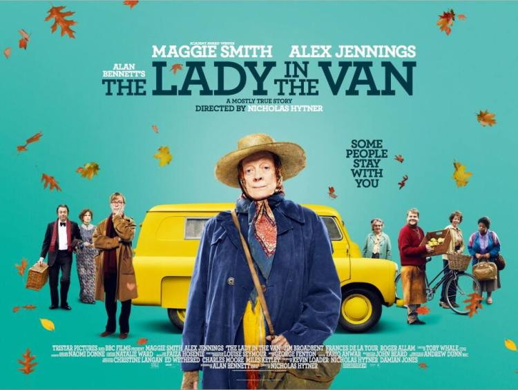 LadyintheVanPoster