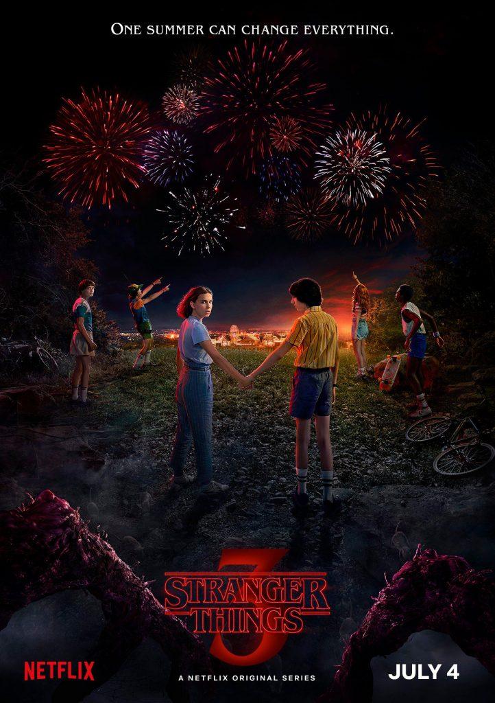 Trailer For Stranger Things Season 3 Teases New Monster