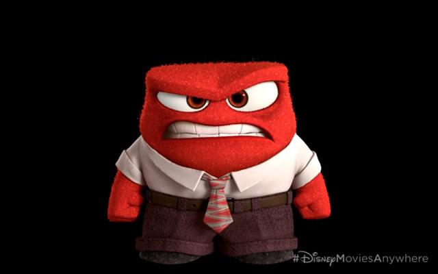 Pixar's Anger