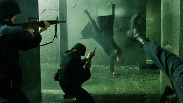My latest article for moviescramble - Our Top Ten Fight Scenes
