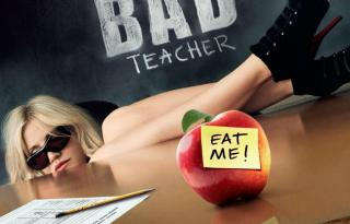 Bad Teacher Movie Poster and Trailer 2011