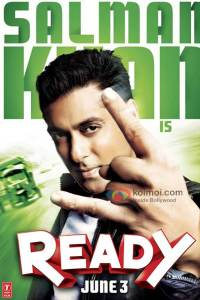 Ready Movie Poster And Trailer 2011