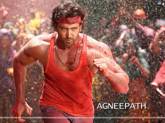 Agneepath Movie Poster And Trailer 2011