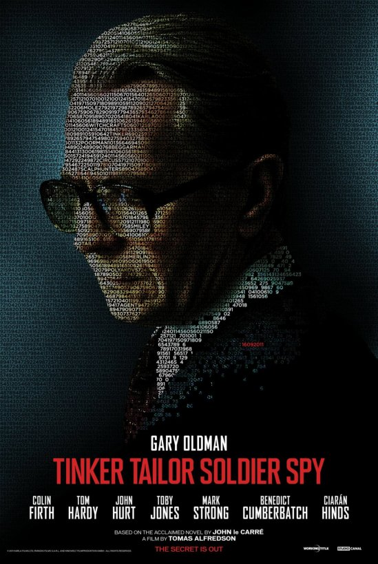 Tinker, Tailor, Soldier, Spy Movie Poster And Trailer 2011
