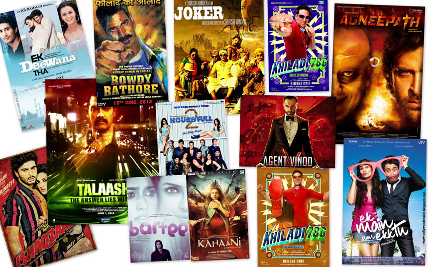 List of Most Awaited Bollywood Movies of 2012 | News