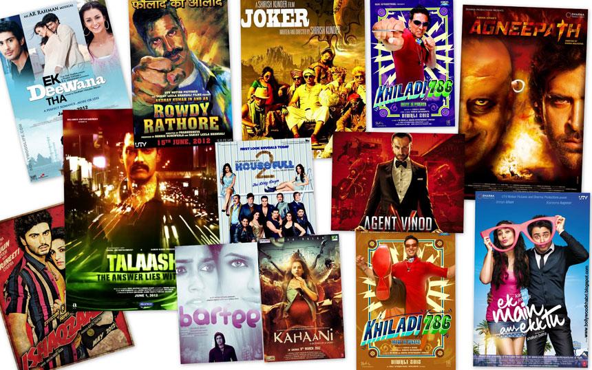 Bollywood Filme 2012