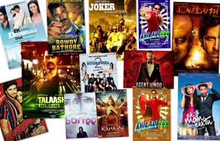 Upcoming Bollywood Movie List of 2012