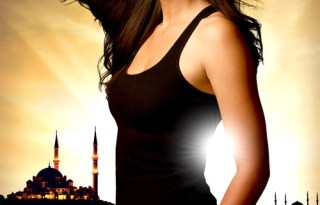 First look poster of Katrina Kaif in Ek Tha Tiger.