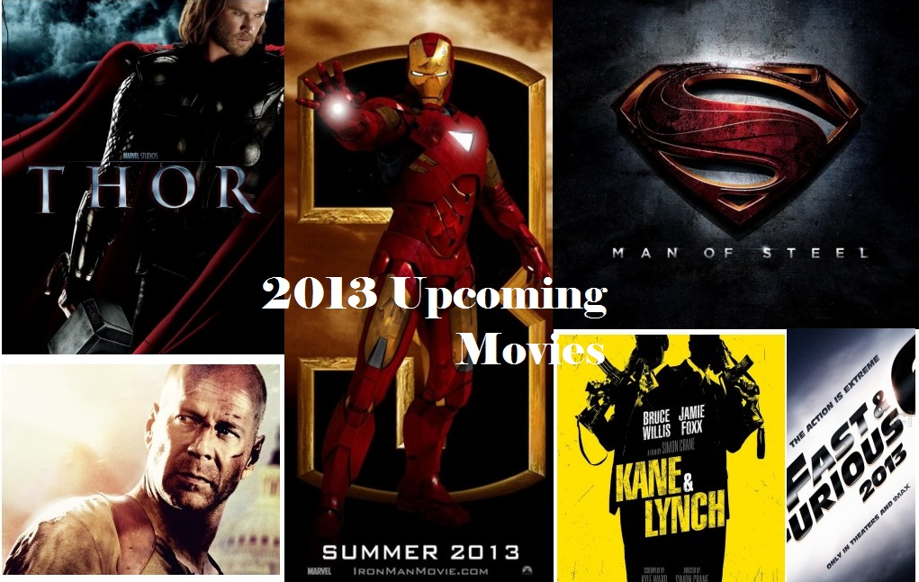 Most Awaited Hollywood Movies of 2013