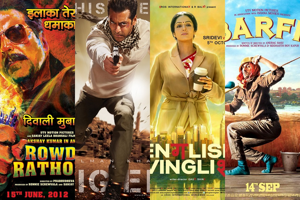 10 best bollywood movies of 2012 news