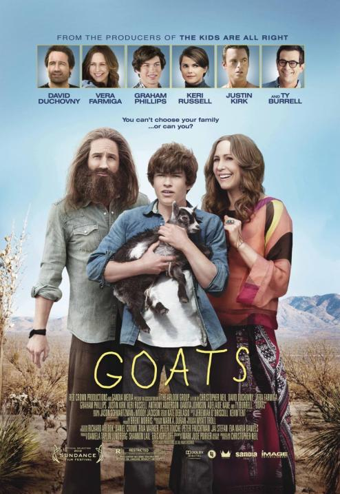 Goats Movie Poster 2012