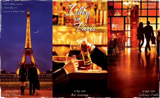 Ishkq In Paris Poster 2012